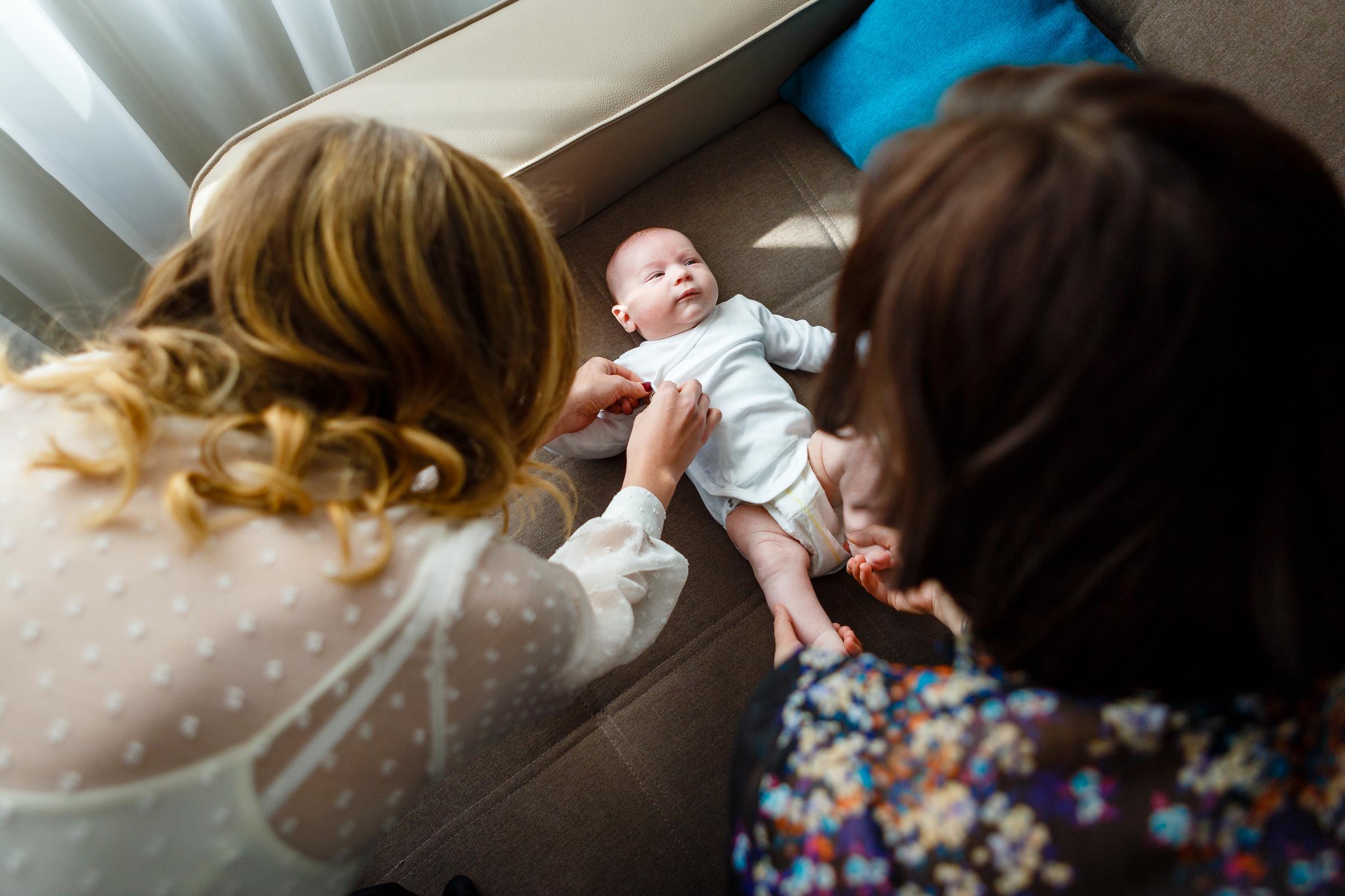 fotografii pregatiri botez