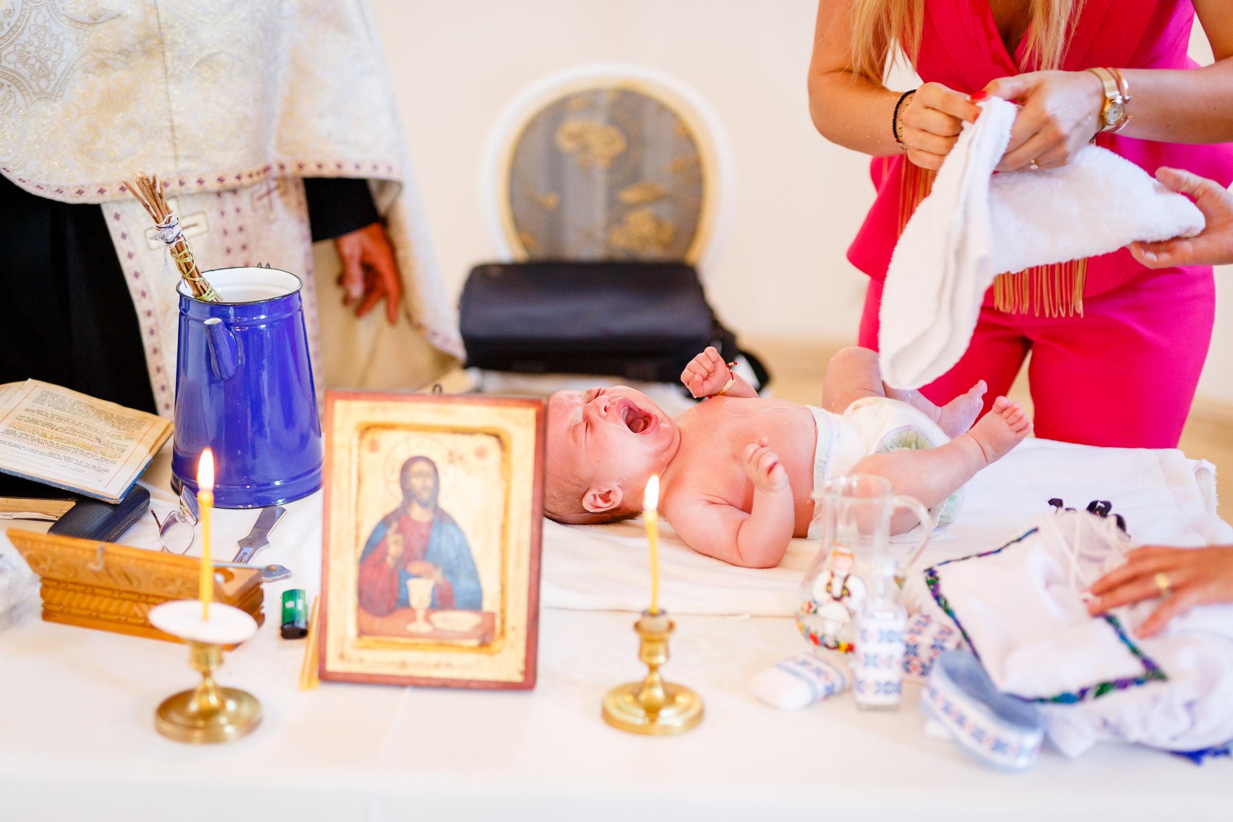 Botez Capela Ortodoxa Sungarden