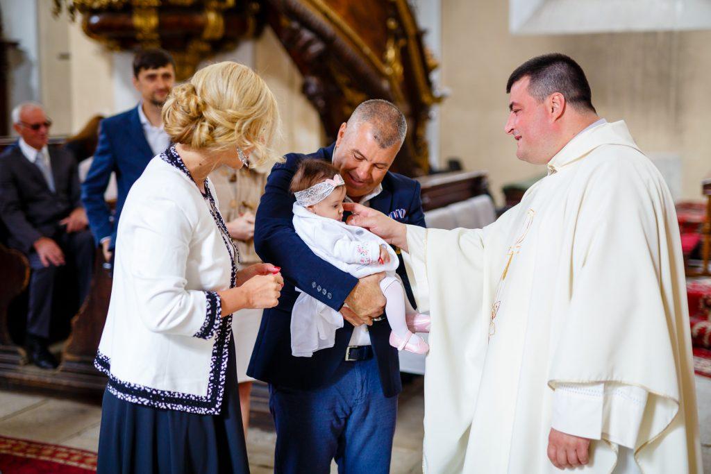 Fotografi de botez catolic