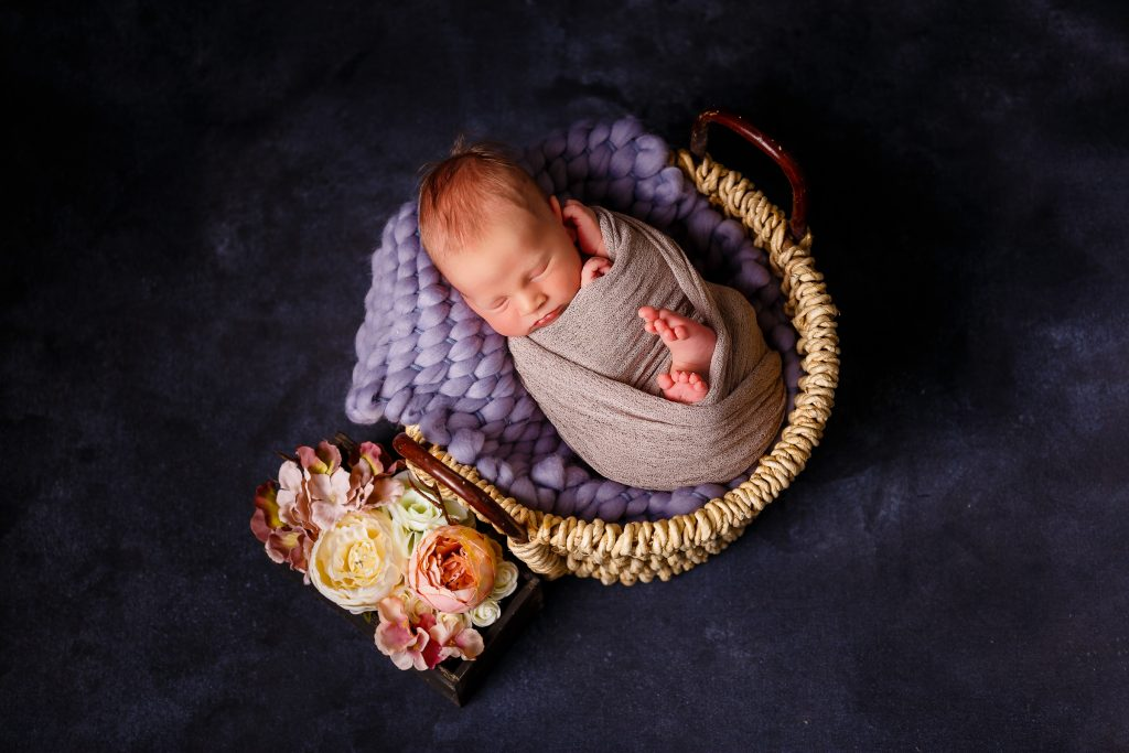 fotografii nou nascut cluj