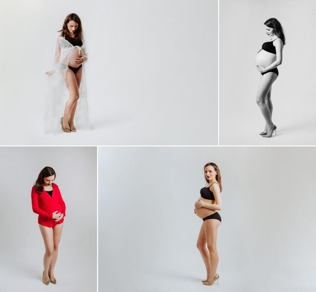 Fotografii Maternitate Lenjerie