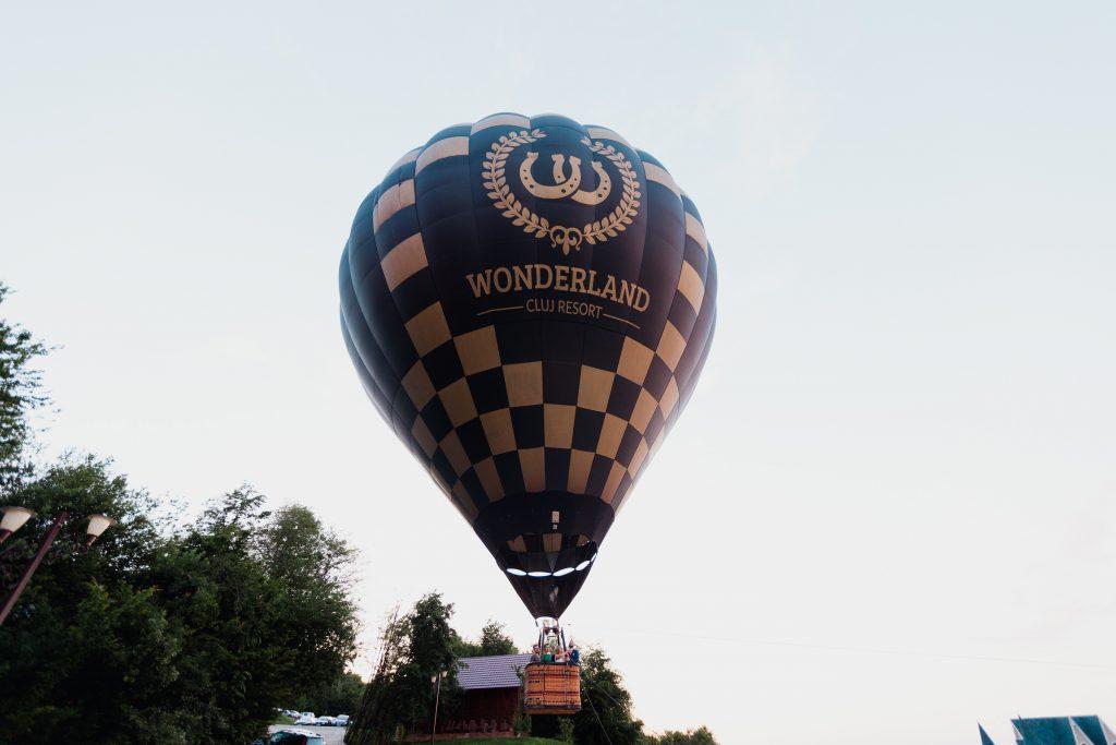Fotograf Nunta Wonderland Balon Aer Cald