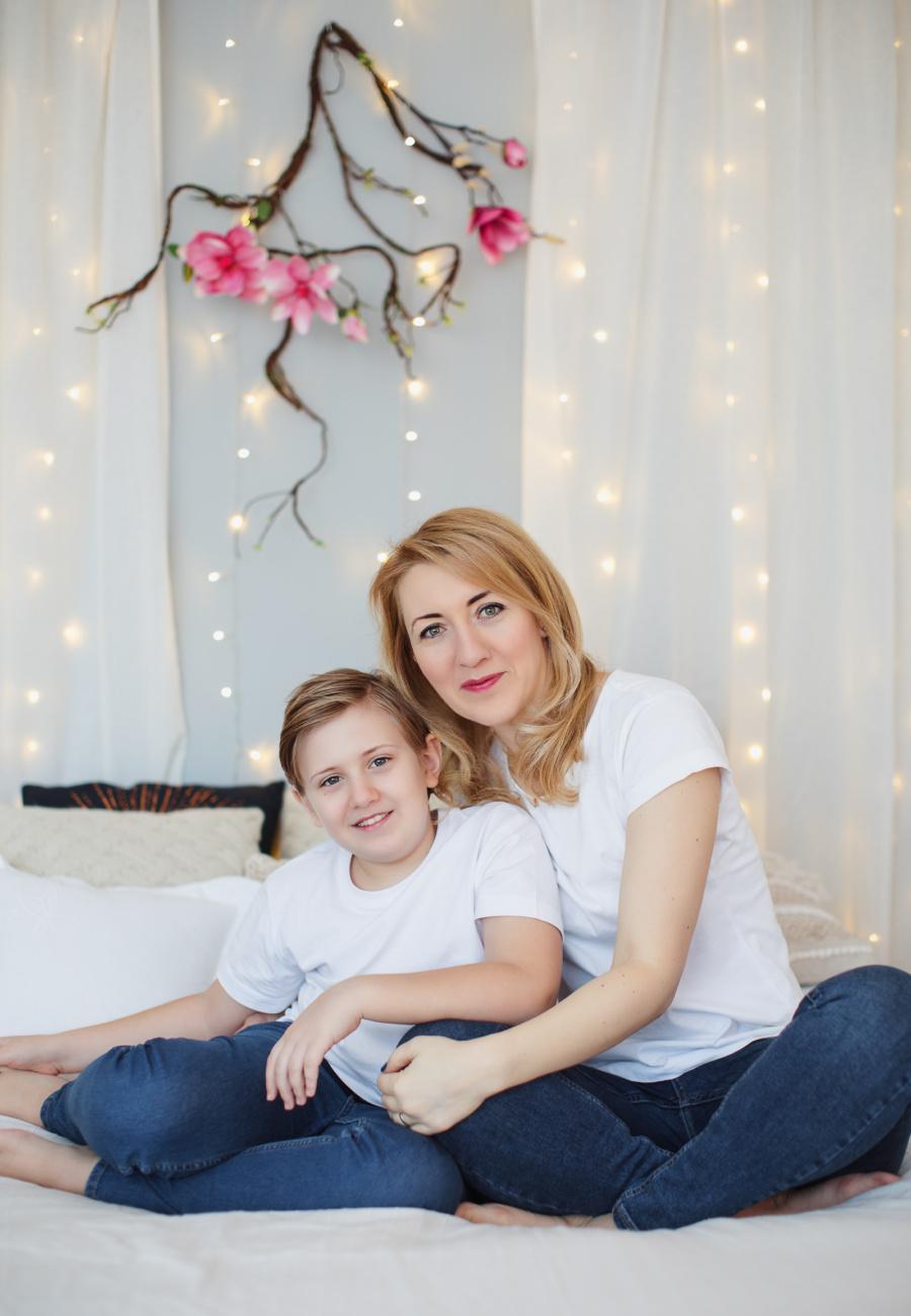 Sedinta Foto Mama si Copilul